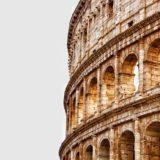 Viagem a Roma: UNIV 2020